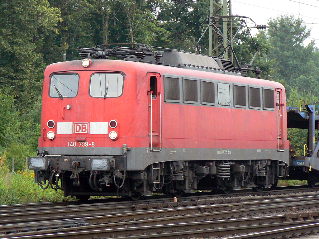 140 799-8 in Gremberg am 29.06.2010