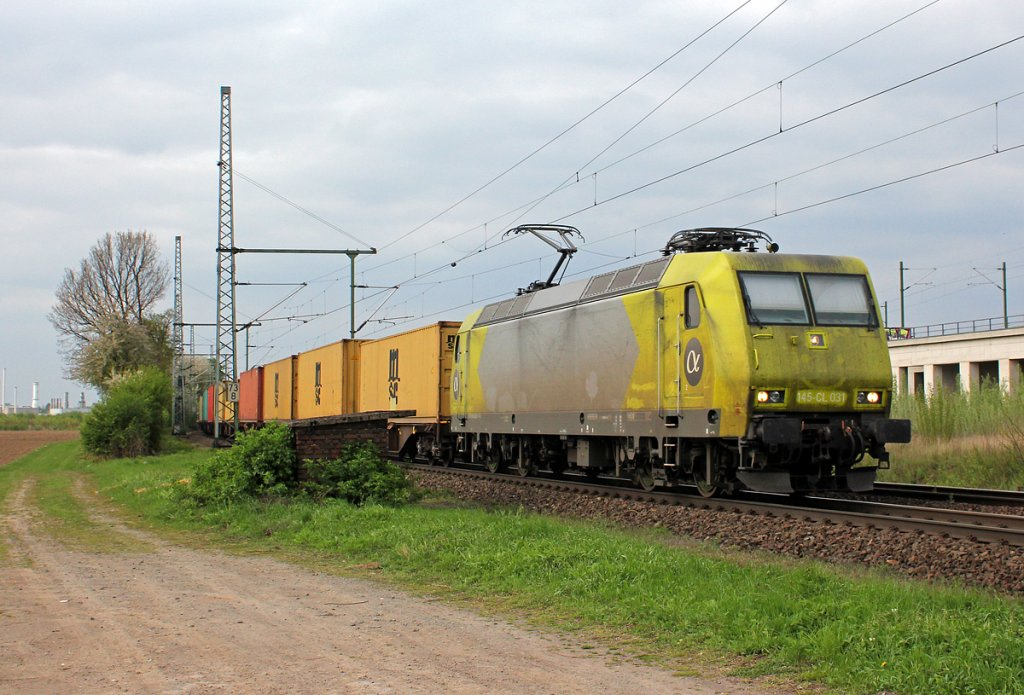 145-CL-031 in Porz Wahn am 01.05.2013