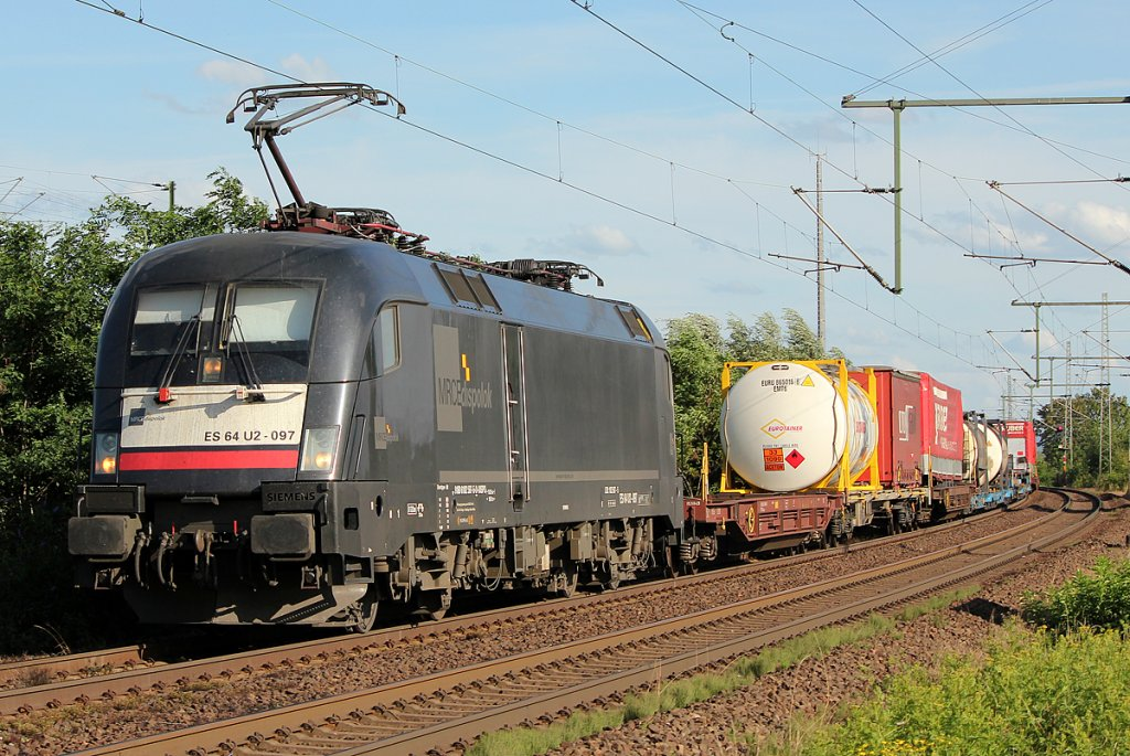 182 597 in Porz Wahn am 08.07.2011