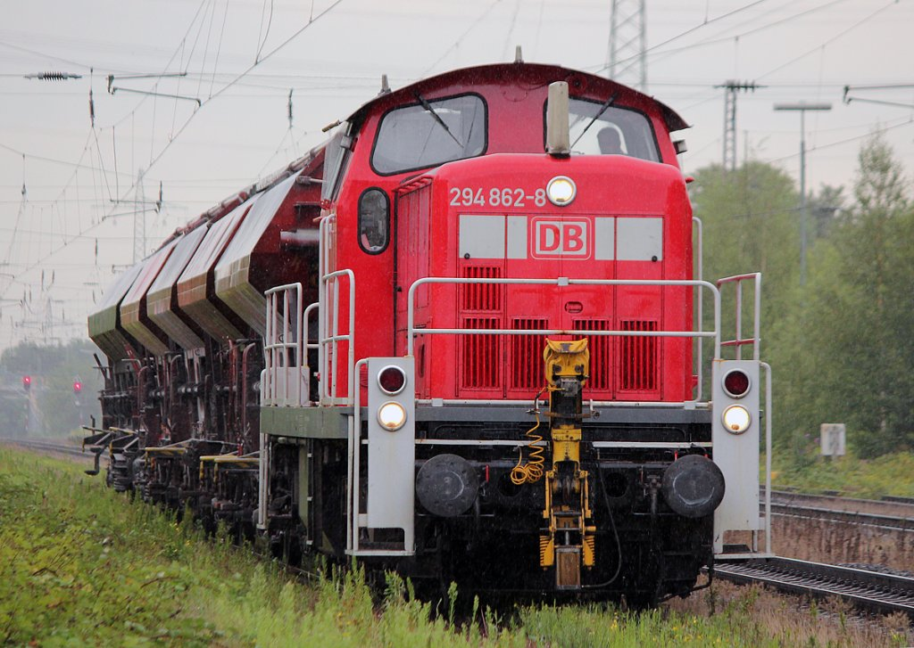 294 862-8 in Ratingen Lintorf am 19.07.2011