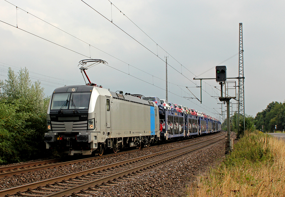 193 805-9 in Porz Wahn am 07.09.2013