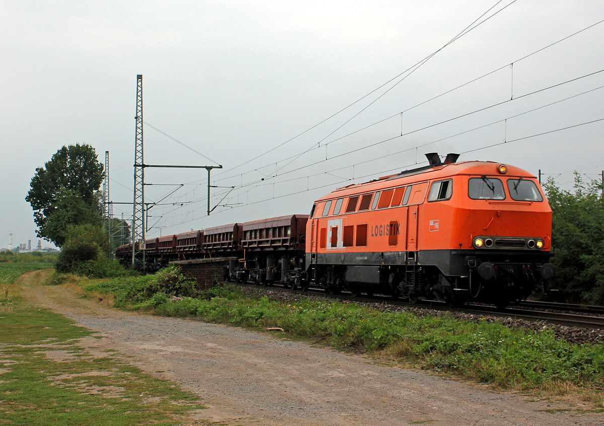 225 100-7 / BBL16 in Porz Wahn am 07.09.2013