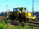 Sonstige/115575/schotterplaniermaschine-ssp-110-sw-am-27072009 Schotterplaniermaschine  SSP 110 SW  am 27.07.2009 in Troisdorf.