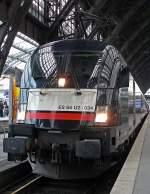koln-hbf/50838/es-64-u2-034-im-ice ES 64 U2 034 im ICE Ersatzverkehr zwischen Bonn und Hamm in Köln Hbf. am 22.01.2010
