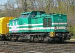 BR 203/65578/203-211-8-in-gremberg-am-22042010 203 211-8 in Gremberg am 22.04.2010