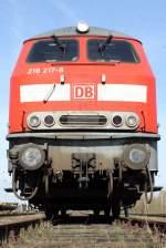 BR 218/63902/die-218-217-8-im-koblenz-luetzel-am Die 218 217-8 im Koblenz-Lützel am 05,04,10