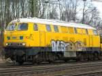 BR 218/99176/die-218-287-1-der-dbg-in-gremberg Die 218-287-1 der DBG in Gremberg