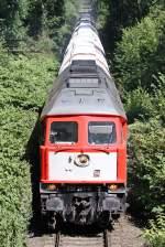 BR 232/57721/die-232-241-0-zwischen-wuelfrath-und Die 232 241-0 zwischen Wülfrath und Ratingen am 24,08,09