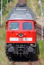 BR 234/88418/die-234-278-0-in-berlin-warschauer Die 234 278-0 in Berlin Warschauer Straße am 07,07,10