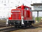 br-360-365-v60/141132/360-303-2-am-2152011-bei-der 360 303-2 am 21.5.2011 bei der Lokparade im DB Museum Koblenz.