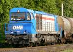MaK G 2000/71077/ohe-1082-in-ratingen-lintorf-am OHE 1082 in Ratingen Lintorf am 21.05.2010