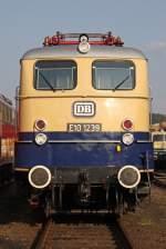 br-110-e10/164061/die-e10-1239-im-db-museum Die E10 1239 im DB Museum Koblenz Lützel am 21,05,11