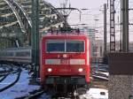 BR 120/54335/120-154-0-bei-der-einfahrt-in 120 154-0 bei der Einfahrt in Köln Hbf am 16.02.2010