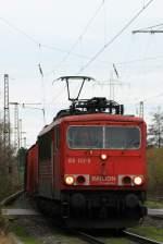 BR 155/104285/155-122-5-heisst-dieser-oeko-taurus-der 155 122-5 heisst dieser Öko-Taurus der am 17.11.2010 durch Ratingen Lintorf kam
