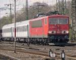 BR 155/63316/155-123-3-in-gremberg-am-10042010 155 123-3 in Gremberg am 10.04.2010