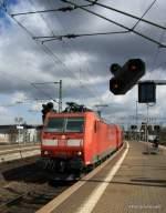 BR 185/67393/auch-die-mehrsytem-185-086-wurde Auch die Mehrsytem 185 086 wurde in Frankfurt am Main Süd am 1 April 2010 in Szene gesetzt.