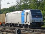 185 682-2 von Railpool in Gremberg am 22.05.2010
