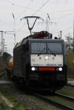br-189-es-64-f4-xxx/104287/189-985-es-64-f4-085-kommt 189 985/ ES 64 F4-085 kommt mit einem gemischten Güterzug am 17.11.2010 durch Ratingen Lintorf