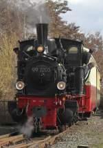Brohltalbahn BEG/104064/99-7203-im-umladebahnhof-der-brohltalbahn 99 7203 im Umladebahnhof der Brohltalbahn am 2.4.10.