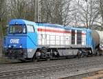 OHE 1048 in Ratingen-Lintorf am 19,03,10