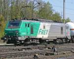 437014 der SNCF/FRET in Gremberg am 22.04.2010