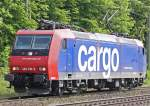 BR 482/72907/sbb-cargo-482-018-9-am-21510 SBB Cargo 482 018-9 am 21.5.10 in ratingen-Lintorf