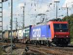 482 048-6 der SBB Cargo in Gremberg am 21.09.2010